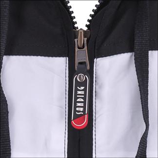 Áo khoác nam thời trang màu đen - 13-0235