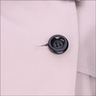 Áo khoác nữ dài thời trang màu da - 15-0222
