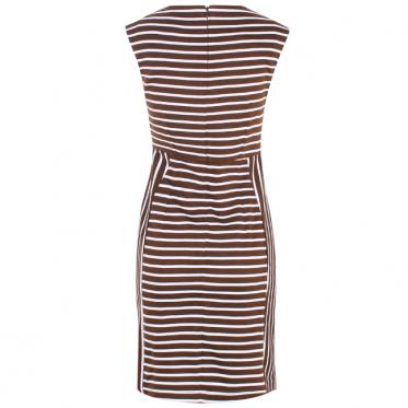 Đầm nữ ngắn không tay phối dây - 16-0100-108